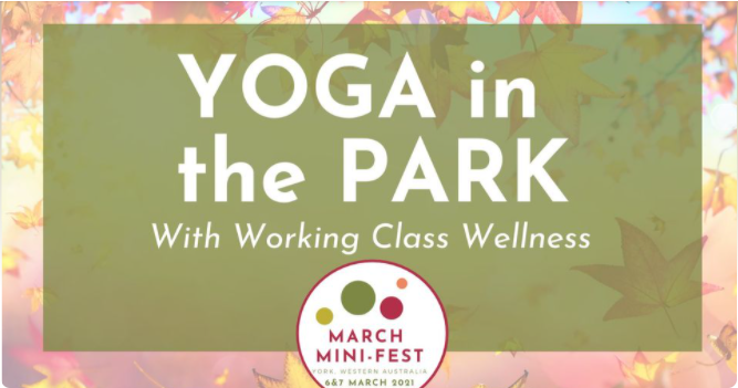 March Mini Fest - Yoga in The Park
