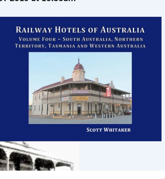 Railway Hotels of Australia