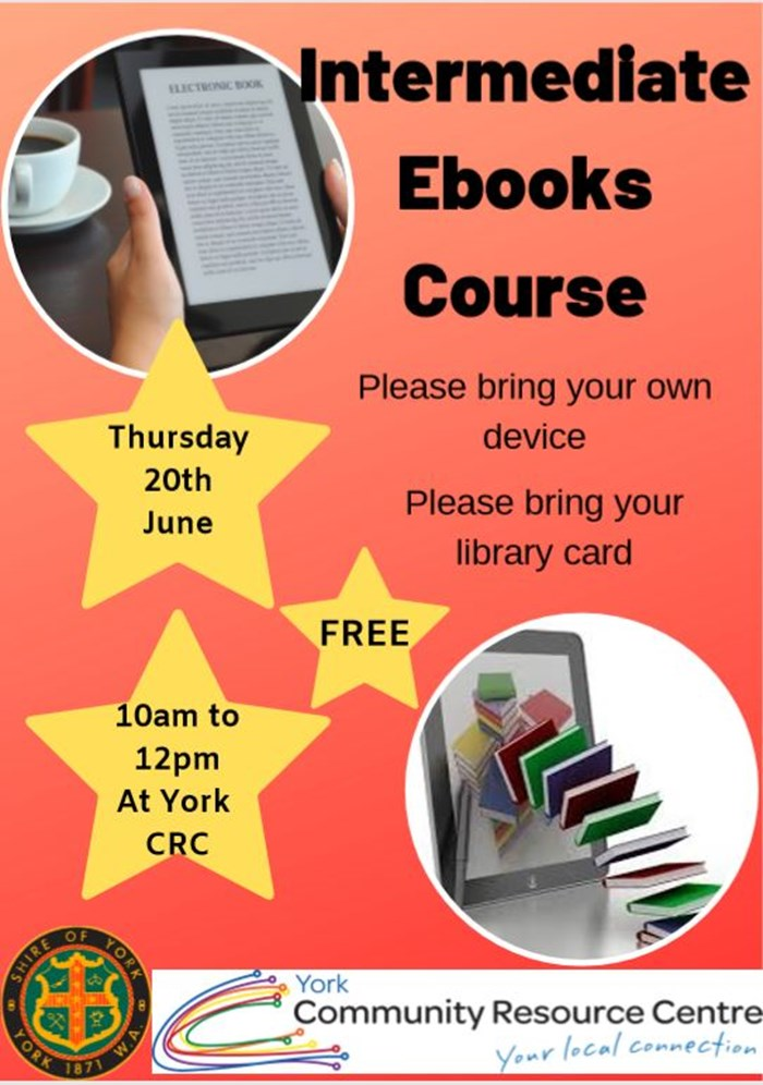 Intermediate eBooks Course