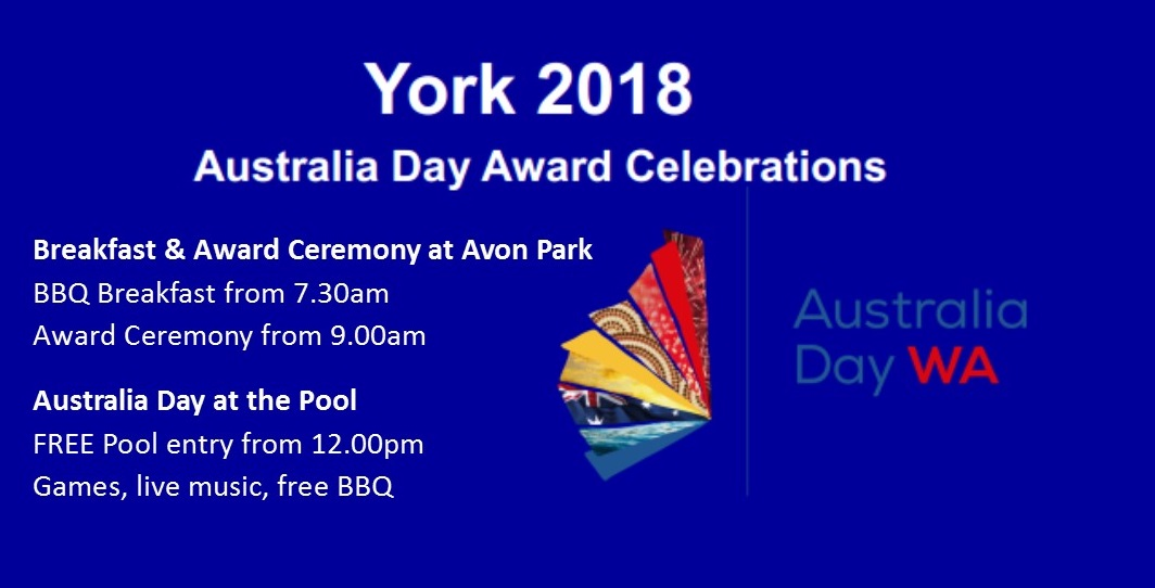 Australia Day Award Celebrations