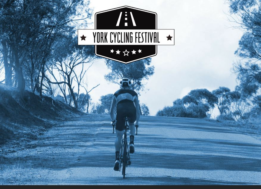 Criterium bicycle racing comes to York!